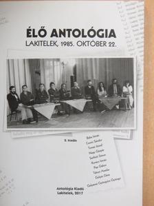 Aczél Géza - Élő antológia - CD-vel [antikvár]