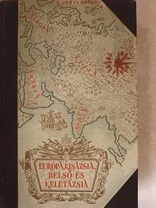 Baktay Ervin - A Föld felfedezői és meghódítói I. [antikvár]