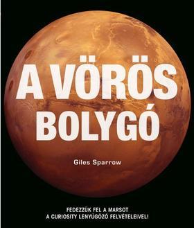 Giles Sparrow - A vörös bolygó
