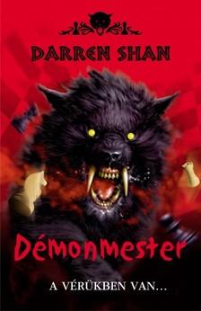 Shan Darren - Démonmester [eKönyv: epub, mobi]