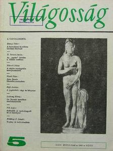 B. Bernát István - Világosság 1983. május [antikvár]