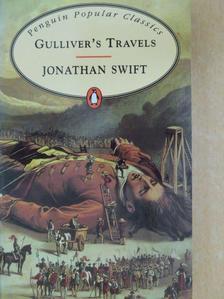 Jonathan Swift - Gulliver's Travels [antikvár]