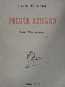Hegedűs Géza - Polgár Szilárd [antikvár]