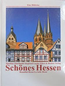Matthias Eberhardt - Schönes Hessen [antikvár]