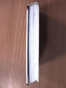 Fábri Péter - Titkos könyv (dedikált példány) [antikvár]