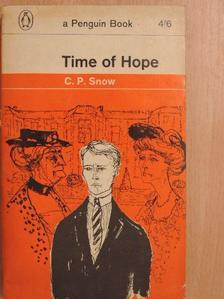C. P. Snow - Time of Hope [antikvár]