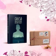 Könyvölelés Anyák napjára - Magamról többet + Les Cadeaux de Flore keksz