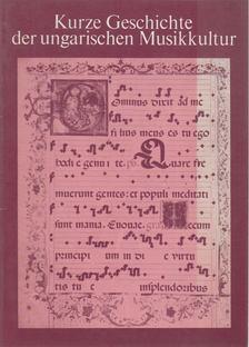 Breuer János - Kurze Geschichte des ungarischen Musikkultur [antikvár]