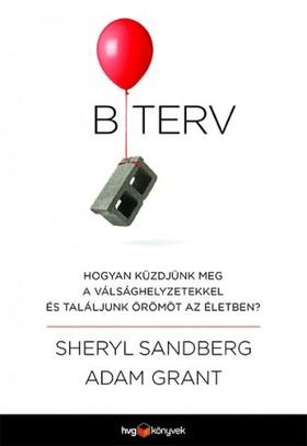 SherylSandberg - B terv - Hogyan küzdjünk meg a válsághelyzetekkel és találjunk örömöt az életben? [eKönyv: epub, mobi]