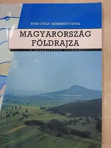 Dr. Bora Gyula - Magyarország földrajza [antikvár]