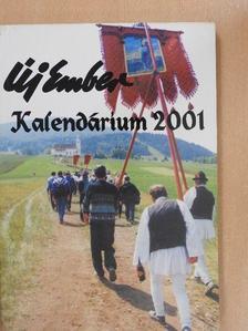 Elmer István - Új Ember Kalendárium 2001 [antikvár]