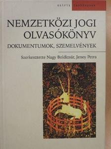 Ambrus Ágnes - Nemzetközi jogi olvasókönyv [antikvár]