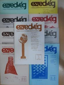 Békési Gyula - Ezredvég 2000. január-december [antikvár]