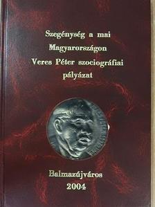 Erdélyi István - Szegénység a mai Magyarországon [antikvár]
