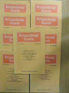 Csite András - Közgazdasági szemle 1999. (nem teljes évfolyam) [antikvár]