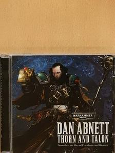 Dan Abnett - Thorn and Talon - hangoskönyv [antikvár]