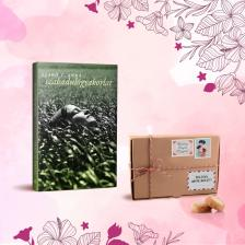Könyvölelés Anyák napjára - Szabadulógyakorlat + Les Cadeaux de Flore keksz