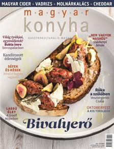 Magyar Konyha - Magyar Konyha - 2021. október (45. évfolyam 10. szám)