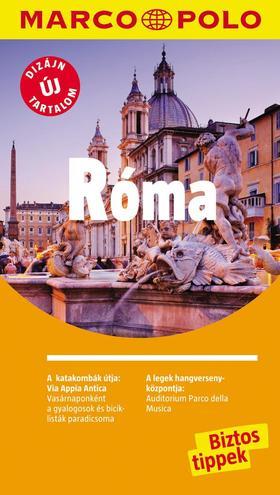 Róma - Marco polo (új tartalom!)
