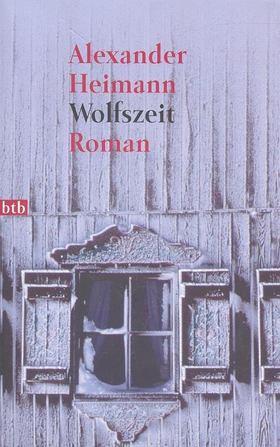 HEIMANN, ALEXANDER - Wolfszeit [antikvár]