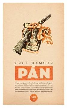 Knut Hamsun - Pán [eKönyv: epub, mobi]