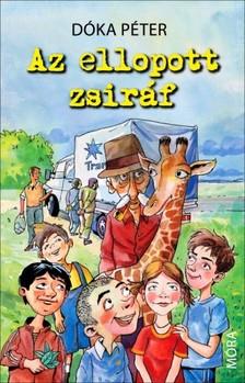 Dóka Péter - Az ellopott zsiráf [eKönyv: epub, mobi]