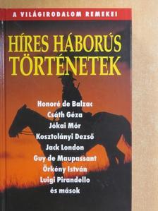 Alois Jirásek - Híres háborús történetek [antikvár]