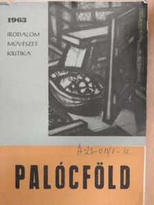 Avar Pál - Palócföld [antikvár]