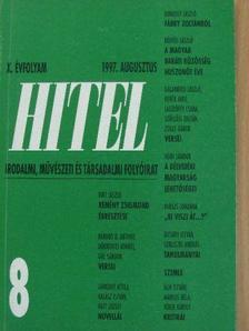 Ágh István - Hitel 1997. augusztus [antikvár]