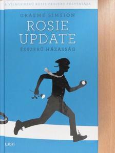 Graeme Simsion - Rosie update [antikvár]