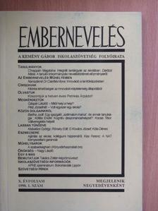 Bartha Judit - Embernevelés 1998/1. [antikvár]