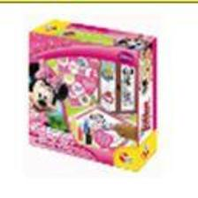 40155 - Minnie Mouse Ablakmatrica