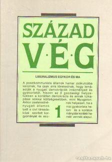 Gyurgyák János - Századvég 1991/1. [antikvár]