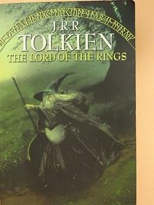 J. R. R. Tolkien - The Lord of the Rings I-III. [antikvár]
