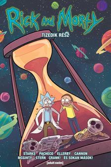 Starks - Ellerby - Rick and Morty - Tizedik rész