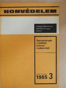 Cope, J. A. - Honvédelem 1985/3 [antikvár]