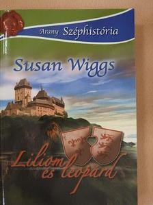 Susan Wiggs - Liliom és leopárd [antikvár]