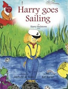 Serres Michelle de - Harry Goes Sailing [eKönyv: epub, mobi]