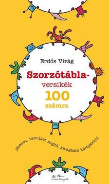 ERDŐS VIRÁG - Szorzótábla-versikék