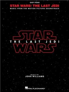 WILLIAMS JOHN - STAR WARS: THE LAST JEDI. EASY PIANO