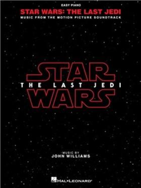WILLIAMS JOHN - STAR WARS: THE LAST JEDI. EASY PIANO