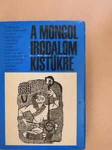 Lőrinc László - A mongol irodalom kistükre [antikvár]