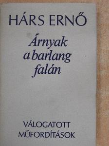 Aimé Césaire - Árnyak a barlang falán [antikvár]