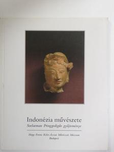 Kelényi Béla - Indonézia művészete [antikvár]