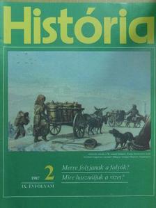 Andrásfalvy Bertalan - História 1987/2. [antikvár]