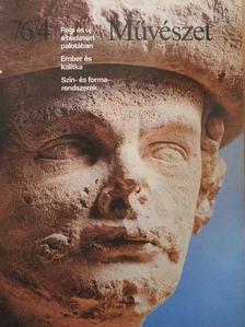 Beke László - Művészet 1976. április [antikvár]