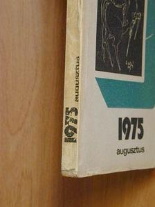 Benkő Samu - Látóhatár 1975. augusztus [antikvár]