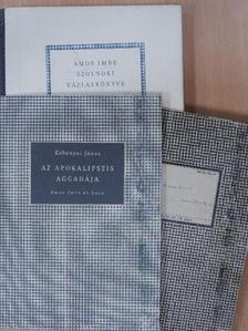 Kőbányai János - Ámos Imre szolnoki vázlatkönyve [antikvár]