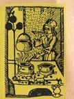 Némelly étkek készítési módgya (minikönyv) (számozott) [antikvár]