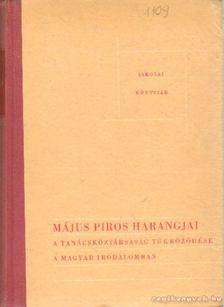 Seres József - Május piros harangjai [antikvár]